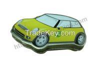 Gift Tin Car Shaped