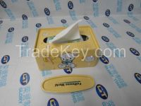 Tissue Paper Holding & Pumping Box