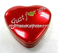 Heart Shaped Candy Box