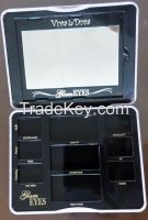 Eye Shadow Case with inside tray & mirror