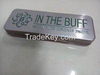 Concealer Palette Tin Box