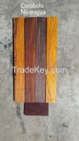 Cocobolo from Nicaragua /