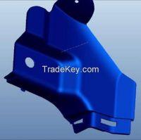 CNC machining prototype