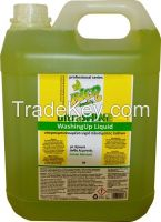 UltraShine - Concentrated Dish Washing Liquid (4 Liter Container)
