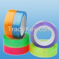 Low Noise BOPP Packaging Tape Water based Strong Adhesive