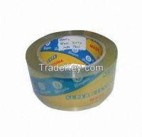 Clear Low Noise BOPP Packaging Tape