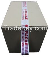 Low Noise Printed Packing Tape