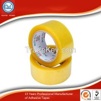 Patterned BOPP Packing Tape Coated With Water Based Acrylic Glue
