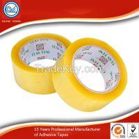Tasteless Clear Bopp Self Adhesive Tape