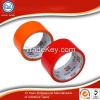 clear colored Bopp packing tape for packaging