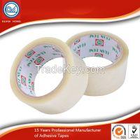 Printed Bopp Tape Strong Self Adhesive Custom Logo
