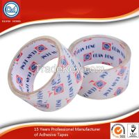 Super Clear Bopp Packing Tape With No Bubble
