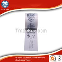 Hot Guanhong adhesive tape(ISO&SGS)