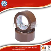BOPP Packing Tape With Strong Film Backing Coated Water Acrylic Glue For Box Sealing
