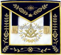 Masonic Blue Lodge Grand Past Master Apron