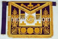 Masonic Grand Master Apron