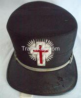 Masonic knight Templar caps & Hats
