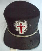 Masonic knight Templar caps & Hats