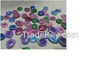 SOLAR QUARTZ DRILL BEADS DRUZY 1 MM DRILL SIZE stone natural semi precious stones wholesale