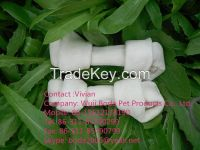 Rawhide Expanded knotted bone