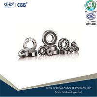 6000 series bearing (6001, 6002, 6003, 6005, 6006, 6007, 6008, 6010, ZZ, 2RS)