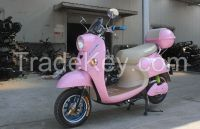 very cute electric scooters for ladies with shining colors