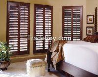 basswood shutters, wooden shutters, PVC shutters