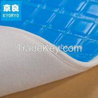 Kyoryo 2015 innovate Silicon skin simulation gel mattress soft gel pad