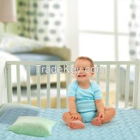 Washable incontinence pads for baby