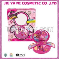 Kids colorful makeup cosmetic set