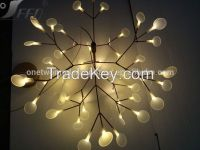Modern fancy LED chandelier led lighting