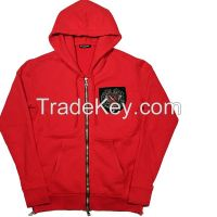 Custom Made fleece hoodies