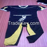 American football uniform/ Tackle twill american football supplies