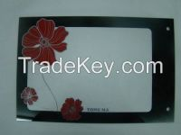 New style tempered oven door glass for kinds of using