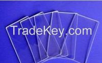 High Transmittance AR + AG Coated Glass for Display Application