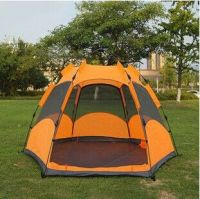 Camping Tent For 3 - 4 People