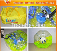 Fun game bubble ball indoor bumper ball 1.2m/1.5m customized inflatabl