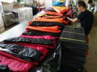 Waterproof Nylon Fabric Custom Inflatable air sofa ourdoor / indoor use
