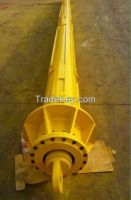 Interlocking kelly bar, friction kelly bar, for BAUER/SANY rotary drilling rig