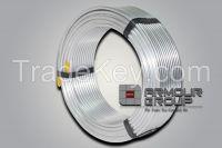 Armour Aluminium Tubes for air conditioning
