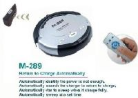 robot vacuum cleaner (automatically return to charge)