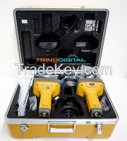 Topcon GR-5 GPS Dual Digtal UHFII Base & Rover RTK