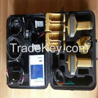 Topcon GR-3 Base & Rover Survey KIT with FC200