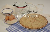 Crepes and buckwheat galettes