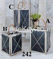 Alumunium Steel Iron Garden Lantern