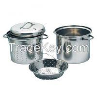Brass, Aluminium, Steel, Collander