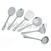 Brass, Aluminium, Steel, Cutlery