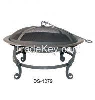 Aluminium, Brass, Iron, Steel, Fire pits