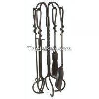 Aluminium, Brass, Iron, Steel, Fire tool sets
