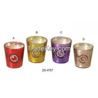 Aluminium, Brass, Iron, Steel, Fragnance Candle